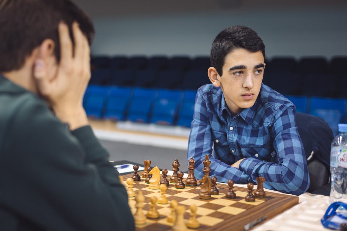 Martirosyan Haik M. (ARM)