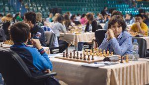 Shubin Kirill (RUS) and Esipenko Andrey (RUS)