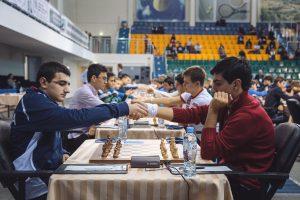 Petrosyan Manuel (ARM) and Lorparizangeneh Shahin (IRI)