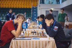 Blohberger Felix (AUT) and Lomasov Semen (RUS)