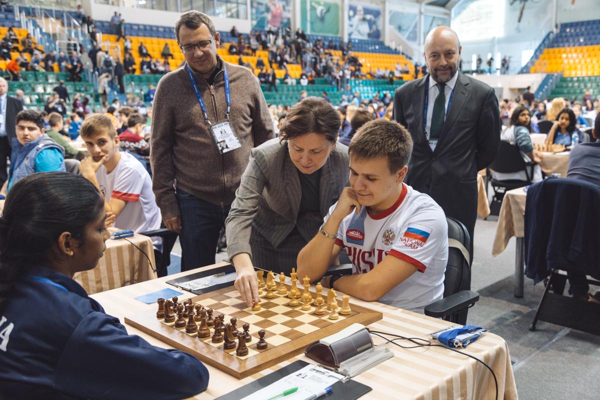 Natalia Komarova and Maksim Vavulin (RUS)