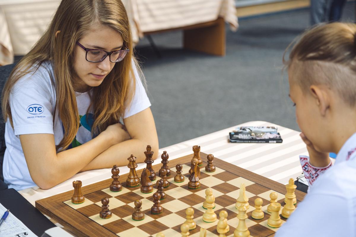 Lingur Zalina (RUS) and Unuk Laura (SLO)