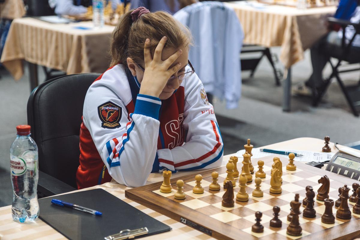 Elizaveta Solozhenkina (RUS)