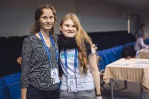 Josefine Heinemann (GER) and Fiona Sieber (GER)