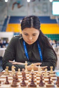 Albekova Dilyara (KAZ)