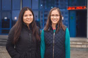 Albekova Dilyara (KAZ) and Bauyrzhan Arnash (KAZ)