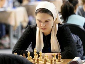 Zalina Lingur (RUS)