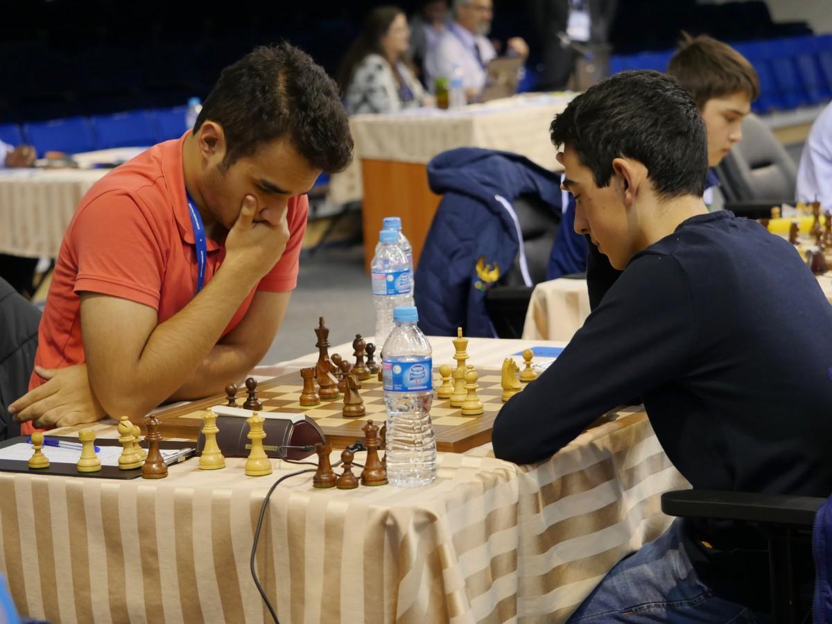 Tabatabaei M.Amin (IRI) and Martirosyan Haik M. (ARM)