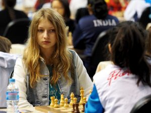 Simakova Elena (RUS) and Vazquez Maccarini Danitza (PUR)