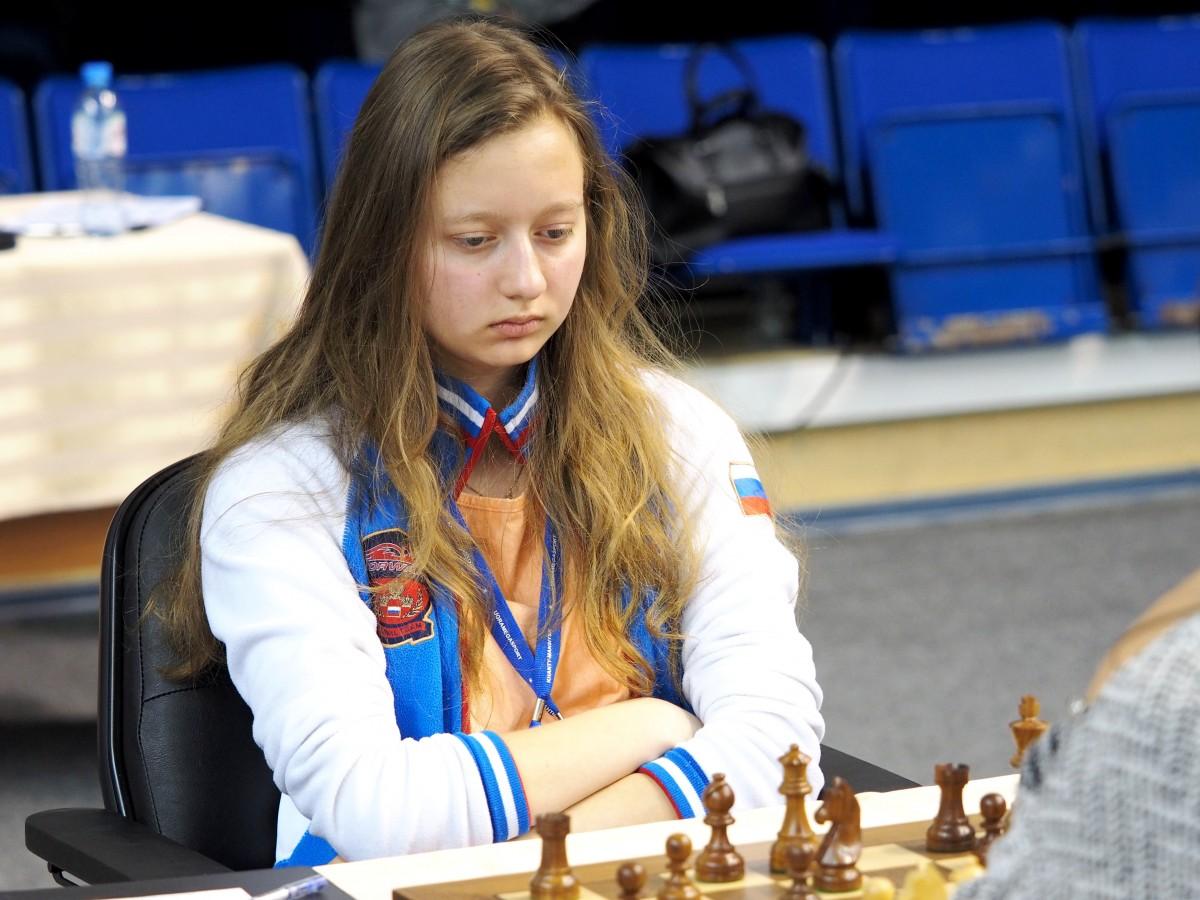 Obolentseva Alexandra (RUS)