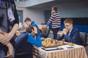 Esipenko Andrey (RUS) and Zarubitski Viachaslau (BLR)
