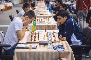 Bellahcene Bilel (FRA) and Petrosyan Manuel (ARM)