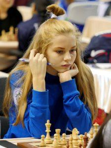 Voskresenskaya Marta (RUS)