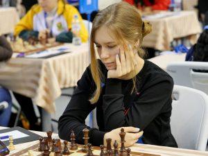 Yakimenko Anastasia (RUS)