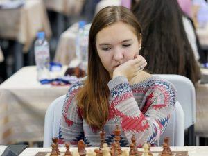 Mamontova Anastasia  (RUS)