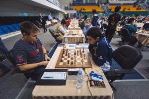 Vavulin Maksim (RUS) and Petrosyan Manuel (ARM)