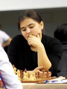 Yakubbaeva Nilufar (UZB)