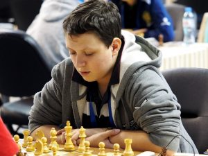 Pavlov Danila (RUS)