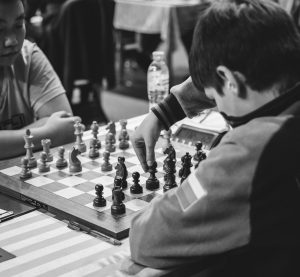 Esipenko Andrey (RUS) and Zhao Chenxi (CHN)