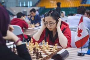 Rachel Tao (CAN)