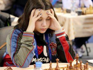 Beshukova Alina (RUS)